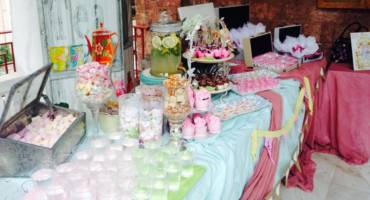Sarah Key Theme Christening