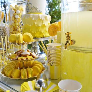 Lemonade & Candy Bar